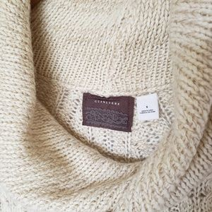 Anthropologie Sweaters - Guinevere Cable Cowl Neck Sweater